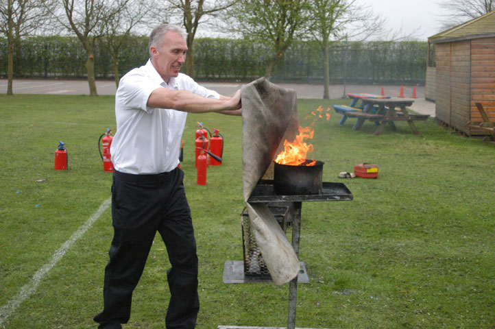 Responsible Persons Fire Safety Course